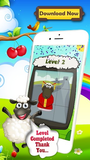 Foto Puzzle for Kids - screenshot