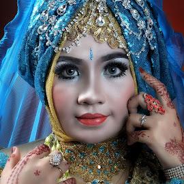 by Nauval Andika - People Portraits of Women