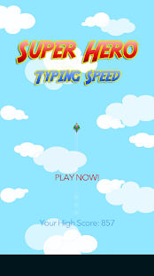 Typing Games Master- screenshot thumbnail