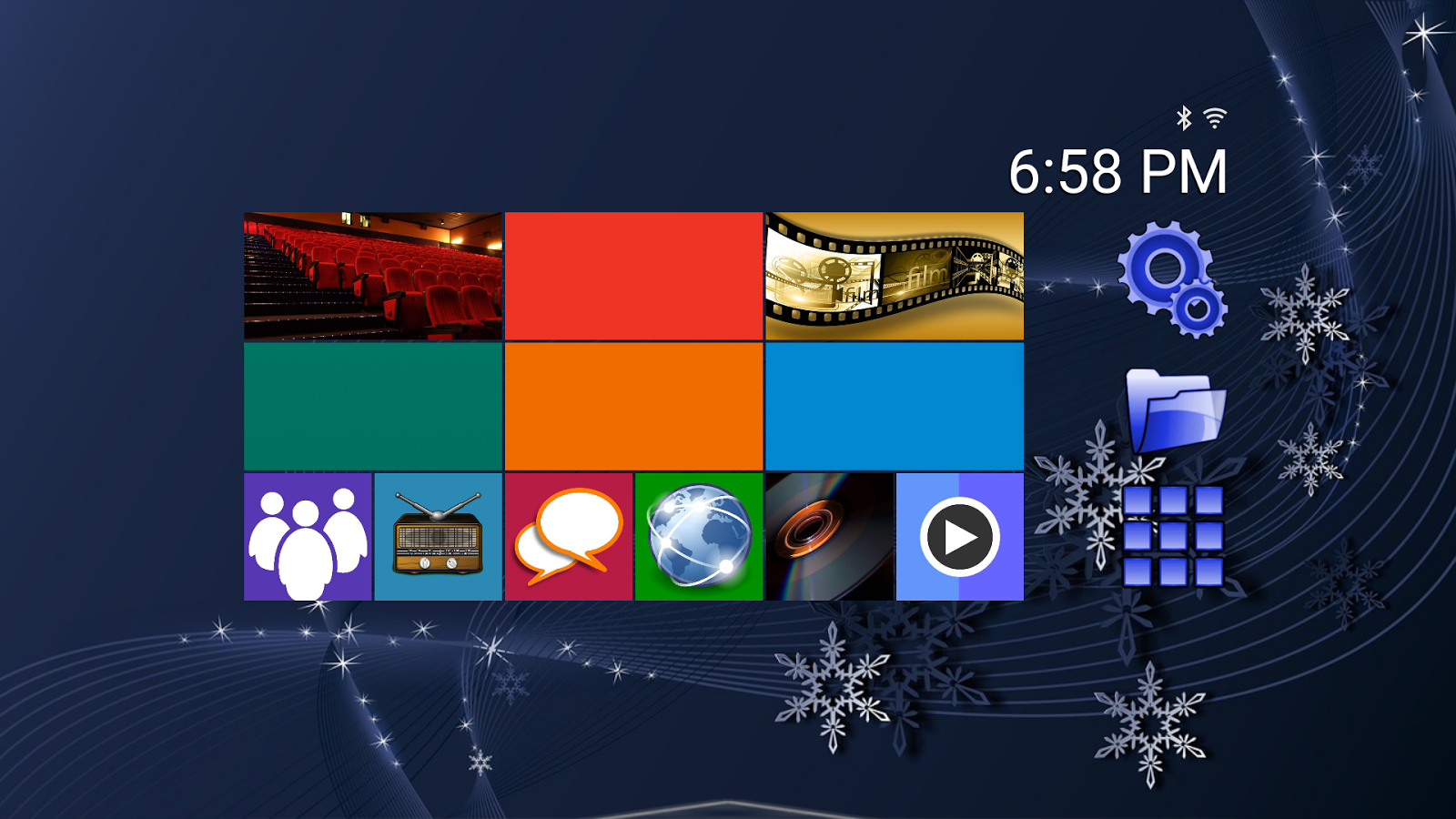 Top TV Launcher Screenshot 7