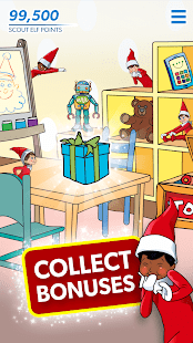 Find the Scout Elves — The Elf on the Shelf®