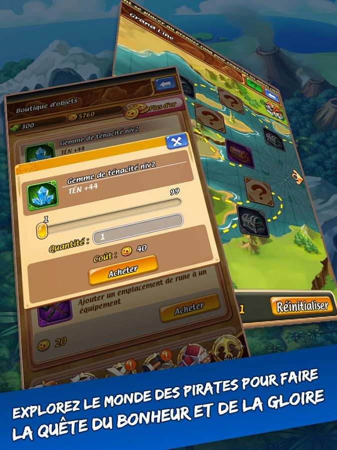 Pirates:une aventure magique Screenshot 12