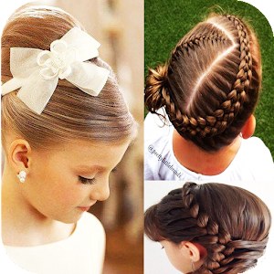 Beauty Girl  Hairstyle