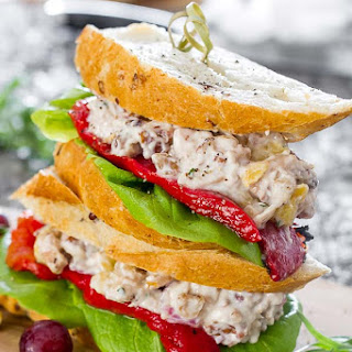 Nutty Chicken Salad
