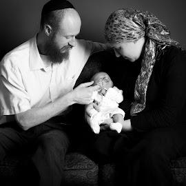 New beginnings by Sara Blose - People Family ( jewish, newborn )