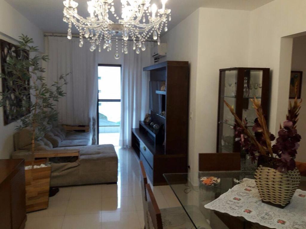 Apartamento com 3 dormitórios à venda, 96 m² por R$ 615.000 - Boa Vista - São Vicente/SP