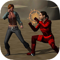 Game Kung Fu Street Fights 3D APK for Kindle