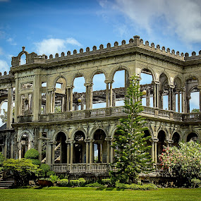 The Ruins by William Ay-Ay - Buildings & Architecture Public & Historical (  )