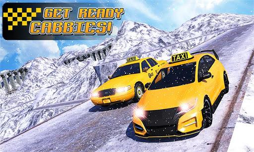 Taxi Driver 3D : Hill Station screenshot 2