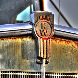 KW hood ornament by Jackie Eatinger - Artistic Objects Other Objects