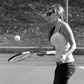 Tennis Anyone? by Philip Molyneux - Sports & Fitness Tennis