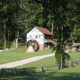 Appalachian Farm by Rebecca Oyer - Buildings & Architecture Public & Historical (  )