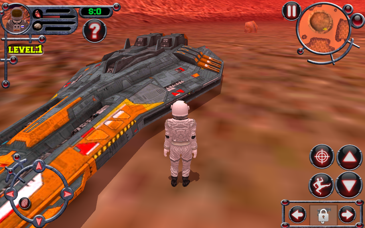 Mars Man Survival Screenshot 10