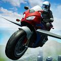 Game Flying Police Bike Simulator APK for Windows Phone