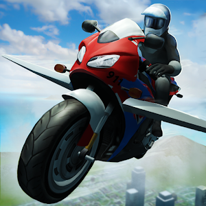 Flying Police Bike Simulator For PC