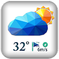Meteo Weather & Clock Widget APK for Ubuntu