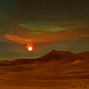 by Arjay Jimenez - Landscapes Deserts