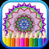 App Free Mandala Coloring Book APK for Kindle
