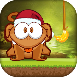 Cut The Banana:Monkey Rope for PC-Windows 7,8,10 and Mac