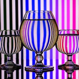 Pastel hues.. by Rakesh Syal - Artistic Objects Glass (  )