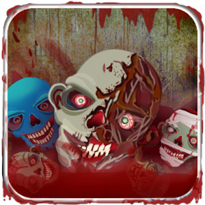 Zombie panic shooter for android