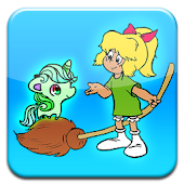 Game Little Bibi && Das Pony Equestria in Magic World APK for Windows Phone