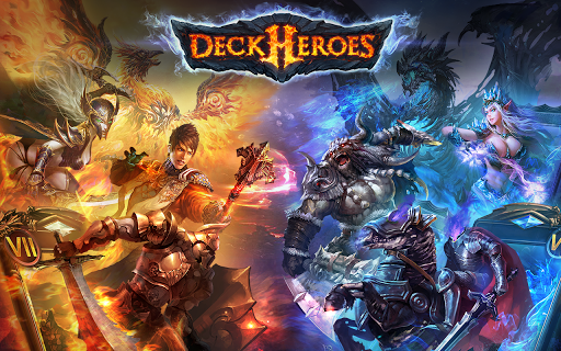Deck Heroes: Legacy - screenshot