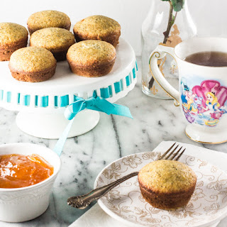 Alice's Earl Grey Tea Cakes