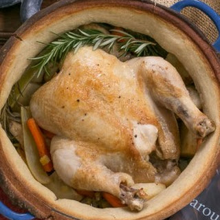 Chicken in a Pot #FrenchFridayswithDorie