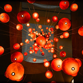 Dalek Chandelier by Alister Munro - Artistic Objects Other Objects (  )