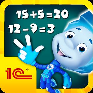 Математика для детей. Фиксики. Подготовка к школе For PC / Windows 7/8/10 / Mac – Free Download