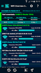 WiFi Overview 360 Pro 3.60.05 APK 1