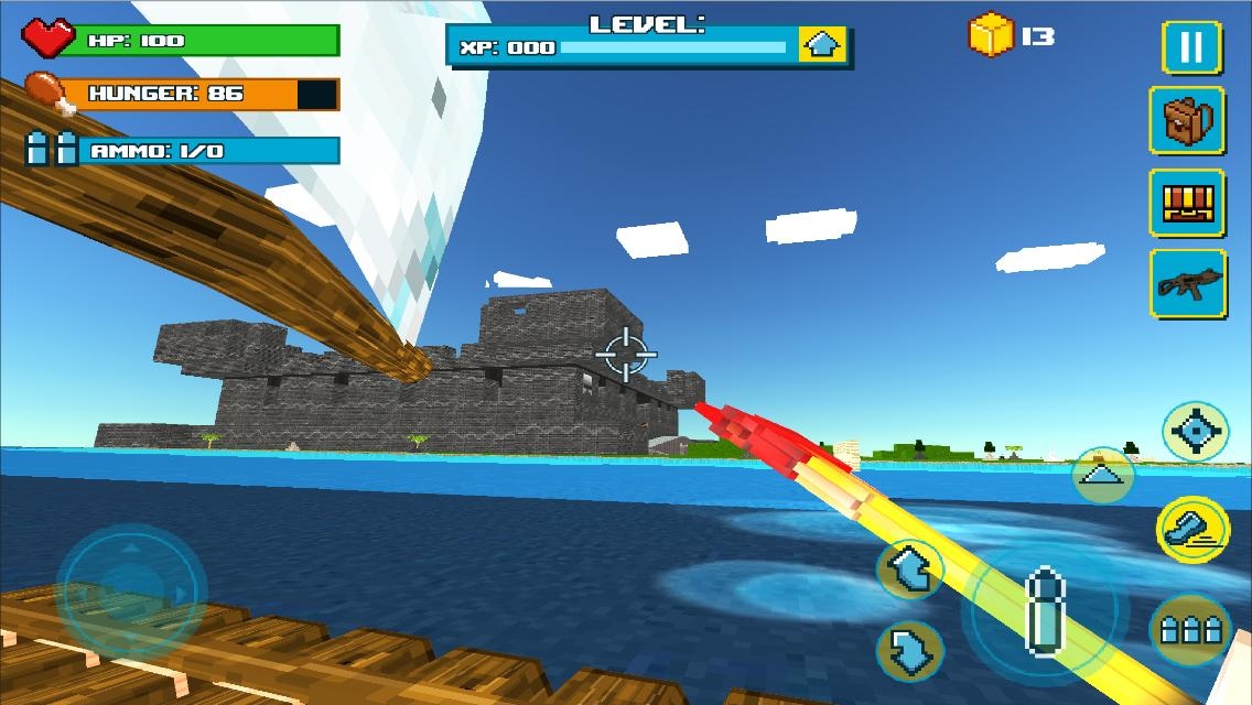 Survival Games Block Island Screenshot 7