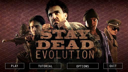 Stay Dead Evolution screenshot 1