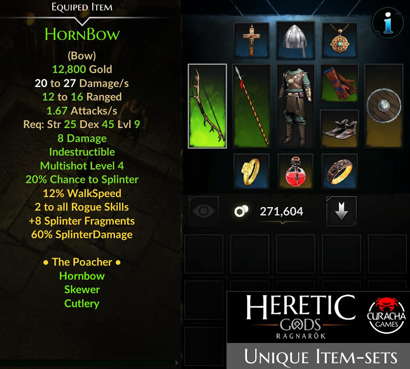 HERETIC GODS Screenshot 11