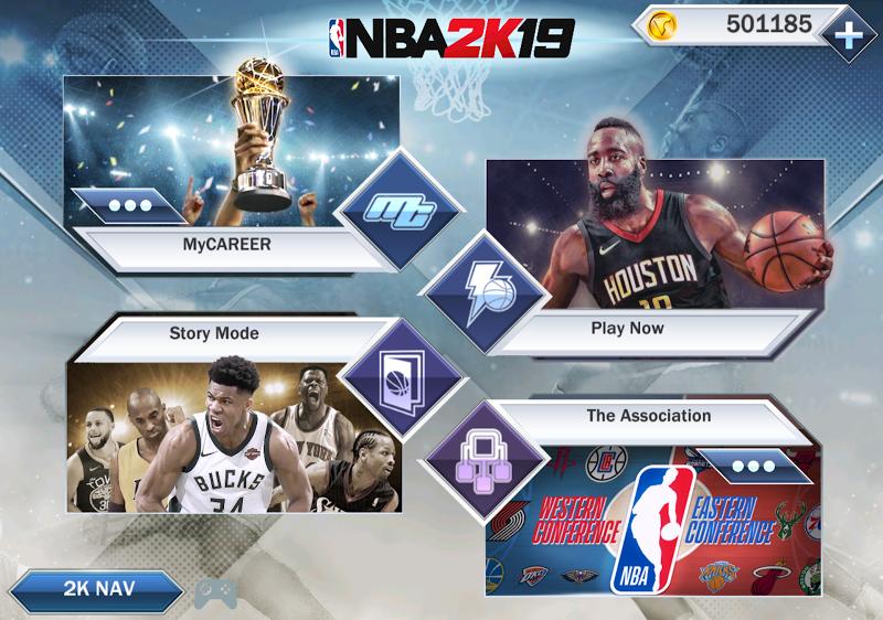 NBA 2K19 Screenshot 14