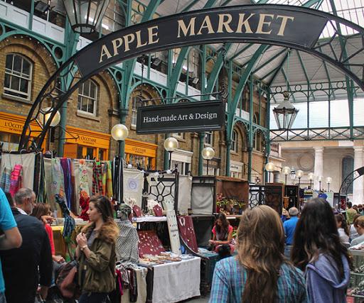 Covent Garden Shopping