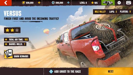 Offroad Jeep Driving Simulator - Jeep Simulator screenshot 5