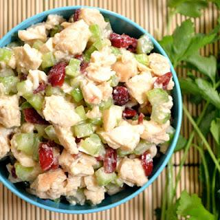 Apple Mustard Chicken Salad Recipes