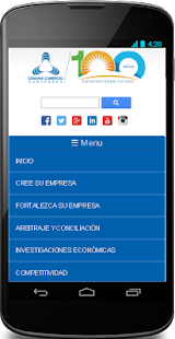 Càmara de Comercio Cartagena - screenshot