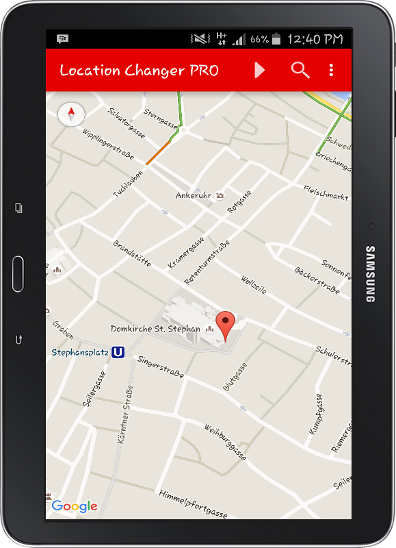 Location Changer PRO Screenshot 10