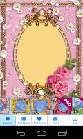Screenshot of Lovely Photo Frames