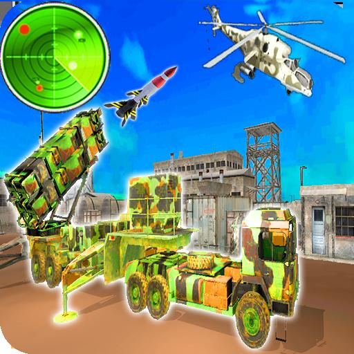 Anti Aircraft Patriot Gunner (game)