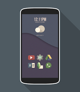 PHIX RETRO - ICON PACK- screenshot thumbnail