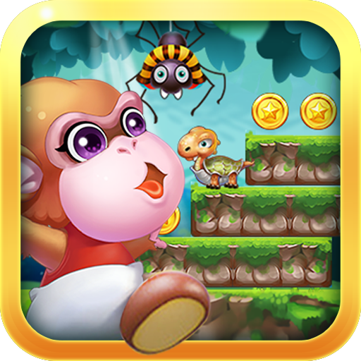 Adventures Monkey:Jungle World (game)