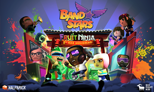 Band Stars - screenshot