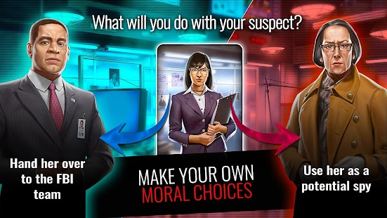 Download Android Game The Blacklist: Conspiracy for Samsung