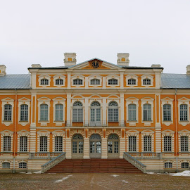 Rundale Palace II by Atis Kalniņš - Buildings & Architecture Public & Historical ( old palace, historical palace, rundale palace, old building, palace )