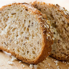 Bread-Machine Whole-Wheat Bread