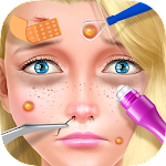 High School Salon: Beauty Skin 1.1 Apk